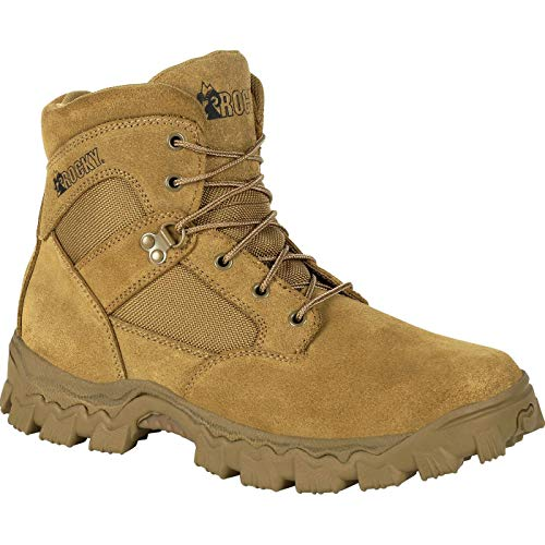 Rocky Alpha Force 6 Inch Duty Boot