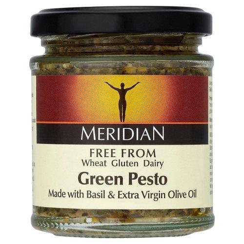 Meridian - Free From Green Pesto - 170g (Organic Pesto)