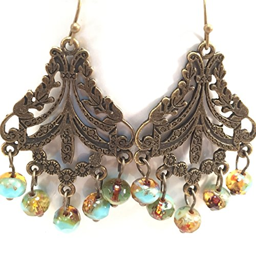 Style Amber Earrings - 6