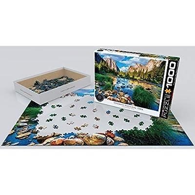 EuroGraphics Yosemite El Capitan Puzzle (1000 Piece): Toys & Games