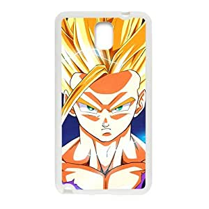 Dragon ball Super Saiyan Cell Phone Case for Samsung Galaxy Note3 by mcsharks
