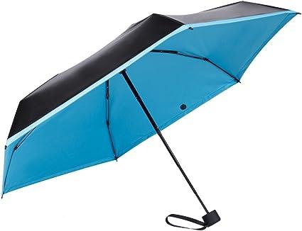 50 fold Green UV/Protection,Rust/Prevention,Wind/Protection. YSCY Portable/Umbrella 50 fold Umbrella Ultra Light Mini UV Sunshade Parasol Vinyl 50 fold Sun Umbrella Pocket Umbrella fold