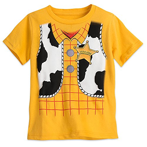 Disney Woody Costume Tee for Boys