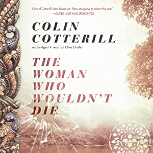 The Woman Who Wouldn't Die Audiobook