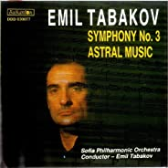 Tabakov: Symphony No. 3 & Astral Music