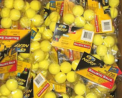 Amazon 20 nerf ballistic balls value pack 1 free pack toys 20 nerf ballistic balls value pack 1 free pack sciox Image collections