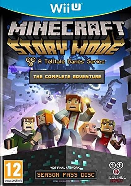 Minecraft: Story Mode - The Complete Adventure: Amazon.es: Videojuegos