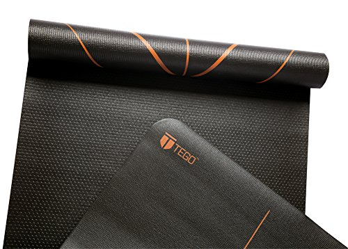 TEGO Stance Truly Reversible Mat - 5mm Thick Comes with/Without Mat Holder Bag