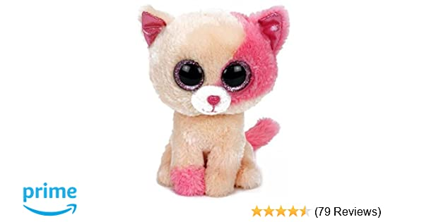 Amazon.com  Ty Beanie Boos Anabelle - Cat (Barnes   Noble Exclusive)  Toys    Games 2fd3920fbac
