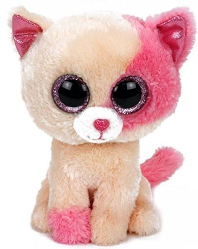 9ca962b4abb7 Amazon.com: Ty Beanie Boos Anabelle - Cat (Barnes & Noble Exclusive): Toys  & Games