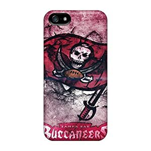 Hot Fashion WNL2560Lrdy Design Cases Covers For Iphone 5/5s Protective Cases (tampa Bay Buccaneers) by ruishername