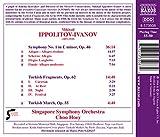 Mikhail Ippolitov-Ivanov: Symphony No. 1 - Turkish Fragments - Turkish March