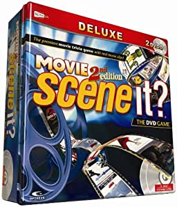 Scene It? Deluxe Movie 2nd Edition