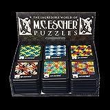 MC Escher Slide Puzzles