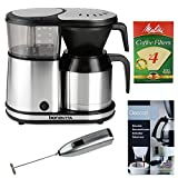 Bonavita BV1500TS 5-Cup Thermal Carafe Coffee Brewer w/ Knox Mug & Spoon Set Bundle