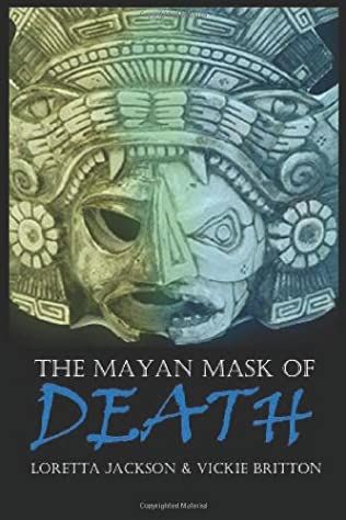 book cover of The Mayan Mask Of Death