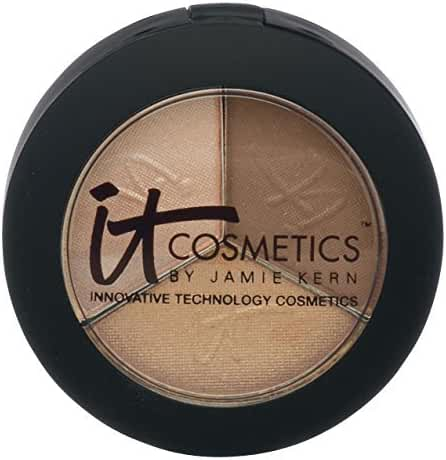 It Cosmetics Naturally Pretty Eyeshadow Trio - Color - Luxe Pearl by It Cosmetics