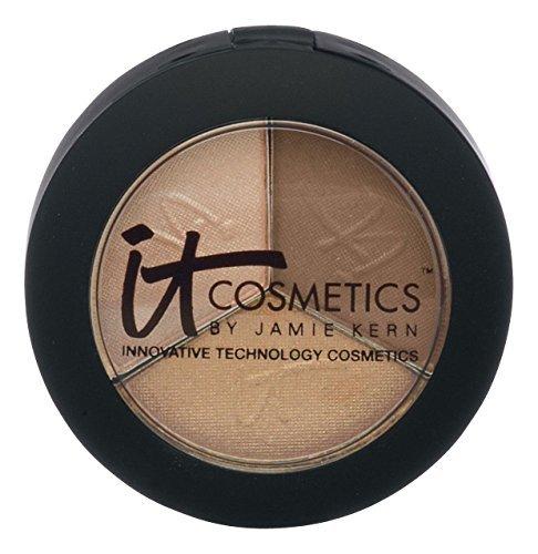 It Cosmetics Naturally Pretty Eyeshadow Trio - Color - Luxe Pearl ()