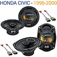 Honda Civic 1996-2000 Factory Speaker Replacement Harmony R65 R69 Package