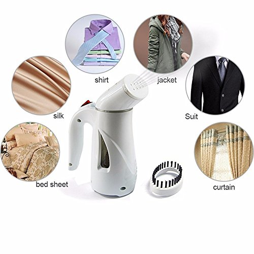 [gangnumsky-Russian Warehouse Hot Selling Handheld Ironing Machine Portable Dry Cleaning Travel Garment Steamer wiht Brush for Clothes] (Holiday On Ice Costumes For Sale)