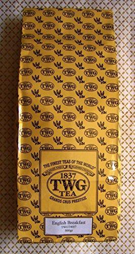 TWG Tea - English Breakfast Tea (TWGT4007) - 17.63oz / 500gr Loose Leaf BULK BAG by Unknown
