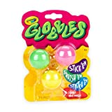 Crayola 74-7291 Globbles, 3 Ct, Sticky, Reusable, Washable Giftable, Loot Bags, Kids, Ages 3, 4, 5, 6 and Up, Holiday Toys, Stocking Stuffers, Arts and Crafts