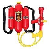 Water Gun Blaster Yosoo Child Fire Backpack Nozzle Water Gun Toy Air Pressure Water Gun Summer Beach