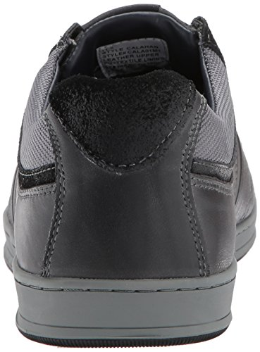 Steve Madden Men's Calahan Fashion Sneaker Dark Grey in China sale online buy cheap free shipping clearance with paypal from china cheap online clearance wiki tvOB1b