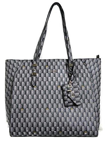 Guess Gia Tote Handbag, Coal ()