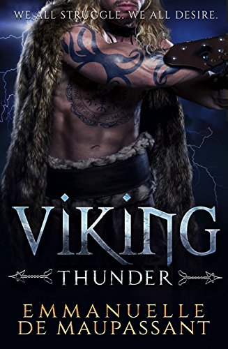 Viking Thunder An Alpha Warrior Dark Romance Viking Warriors Book 1