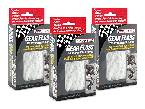 - Finish Line Gear Floss Value Pack