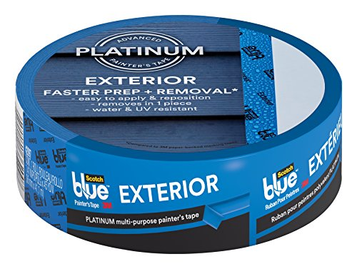 ScotchBlue 2097-48EC Painter Tape for Exterior Surfaces, 1.88-Inch by 45-Yard (Snap Exterior)