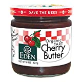 Eden Foods, Organic Tart Cherry Butter, 8 oz (227 g) (DOUBLE PACK)