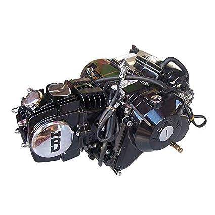 Amazon com: 125CC AUTO ENGINE MOTOR ELECTRIC START ATV QUAD