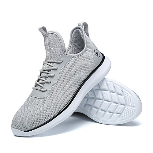 Casual Sport Marche Gym Athltique grey Elaphurus Jogging De Baskets 2 Chaussures Hommes 7xp0Yqg
