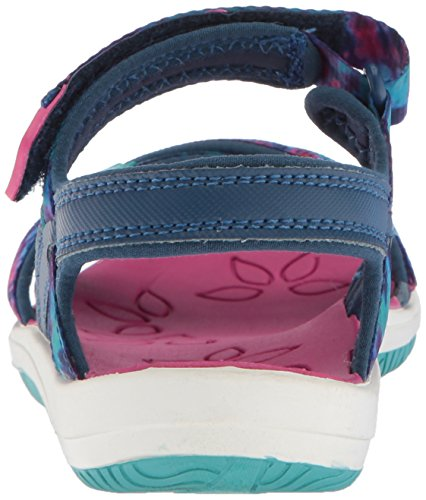 KEEN Unisex-Kids Phoebe Sandal, Navy Tie Dye, 8 M US Little Kid