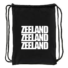 Eddany Zeeland three words Bolsa deportiva