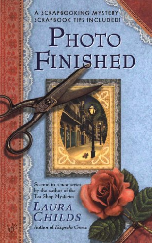 Photo Finished (A Scrapbooking Mystery Book 2)