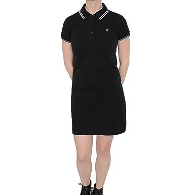 Merc Vestido de Polo pequeña (Negro): Amazon.es: Ropa y accesorios