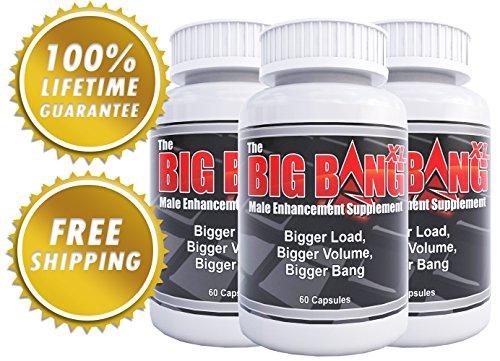Big Bang Natural Male Enhancement product image