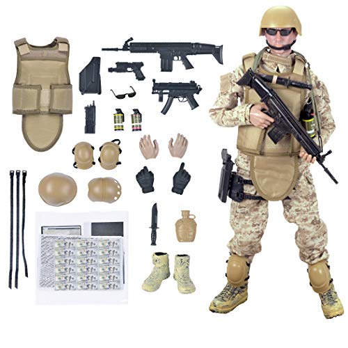 Action Figure Backpack - 3