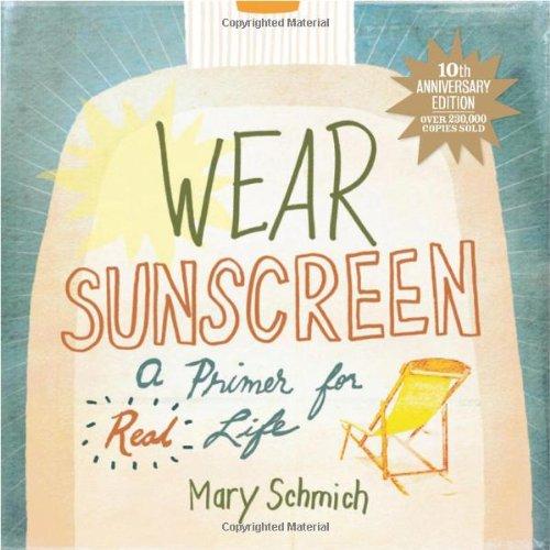 Sunscreen Advice