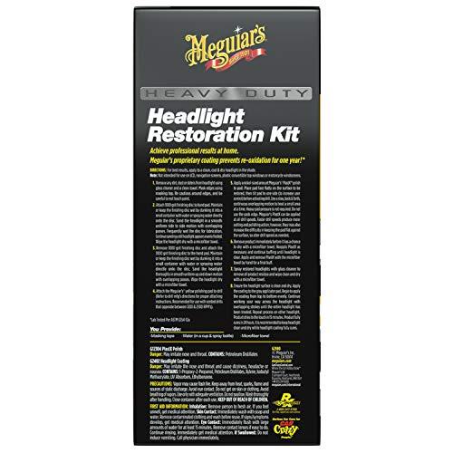 Buy headlight restoration