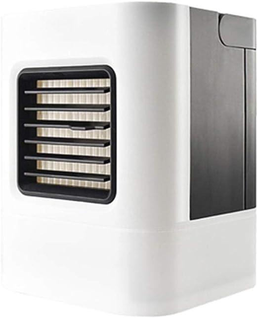 Mini aire acondicionado Ventilador Ventilador de Aire Hogar ...