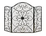 Cheap Deco 79 21626 Metal Fire Screen Ultimate in Fire Protection Category