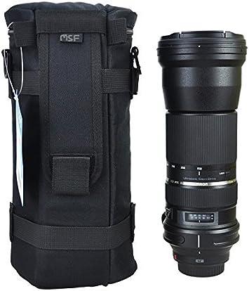 Maxsimafoto Lens Case Lp7 N For Nikon 200 500 Mm Camera Photo