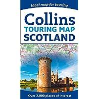 Scotland Touring Map