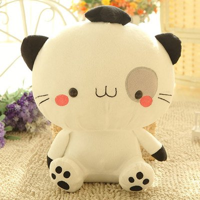 Cartoon Cengbao mochi cat doll cute doll MUÑECAS MUÑECAS ...