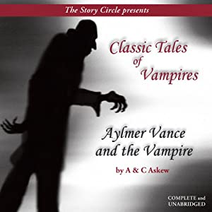 Aylmer Vance and the Vampire Audiobook