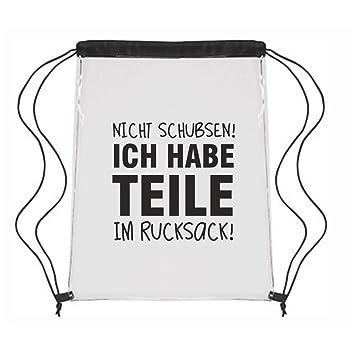 4you Design Festival Bag Mit Spruch Sprüche Auswählbar